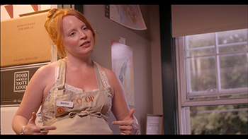 Lauren Ambrose the river